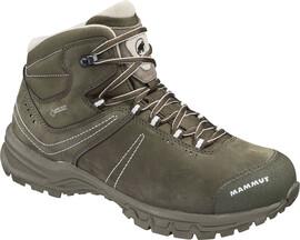 Mammut Damen Trekking- & Wander-Schuh Nova Tour High GTX®,Grau (Graphite-Magenta),40 EU